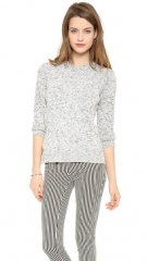 Theory Rainee Marled Sweater at Shopbop