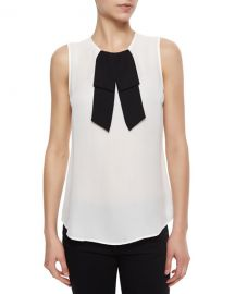 Theory Turnia Blouse at Neiman Marcus