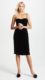 Theory Velvet Corset Dress at Shopbop