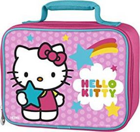 Thermos Soft Lunch Kit  Hello Kitty at Amazon