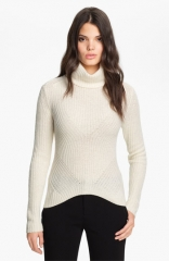 Theyskens Theory Kivi Yara Wool Turtleneck at Nordstrom