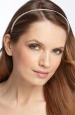 Thin crystal headband from Nordstrom at Nordstrom