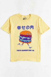 Threadless Tokyo Burger Run Tee at Urban Outfitters