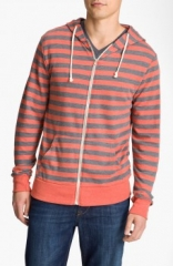 Threads for Thought Trim Fit French Terry Hoodie at Nordstrom