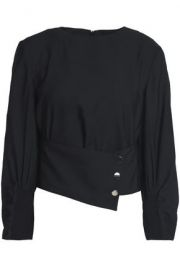 Tibi Belted Top at The Outnet