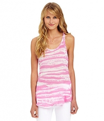 Tie Dyed Tank by Chelsea and Violet at Dillards