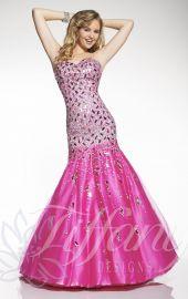 Tiffany Designs Dress 16029 at TJ Formal