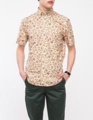 Tiger print shirt by Gitman Brothers Vintage at Need Supply