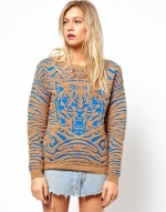 Tiger sweater at ASOS at Asos