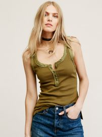 Time Out Henley Tank at Free People