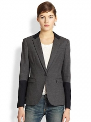 Timeless blazer by Rag and Bone at Saks Fifth Avenue