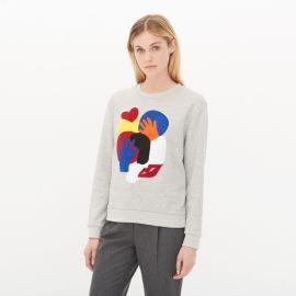 Timy Sweatshirt at Sandro