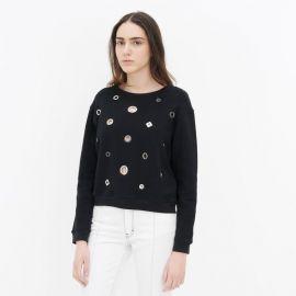Tinka Sweatshirt at Sandro
