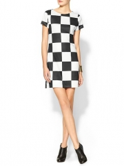 Tinley Road Checkerboard Dress at Piperlime