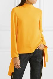 Todd cady turtleneck top by Joseph at Net A Porter