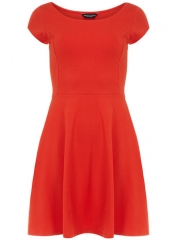 Tomatoe Bardot Dress at Dorothy Perkins