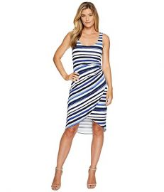Tommy Bahama Aquarelle Stripe Sleeveless Midi Dress at Zappos