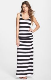 Tommy Bahama Rugby Stripe Tank Maxi Dress at Nordstrom