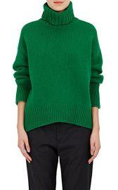 Tomorrowland Stockinette-Stitched Wool Turtleneck Sweater at Barneys