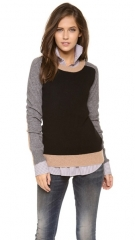 Top Secret Boston Crewneck Sweater at Shopbop