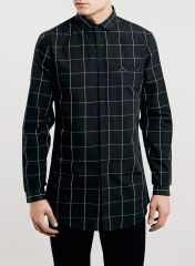 Topman Check Shirt at Topman