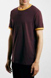Topman Slim Fit Ringer T-Shirt at Nordstrom