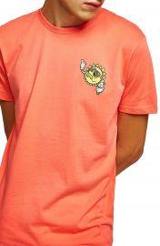 Topman Sun T-Shirt at Nordstrom