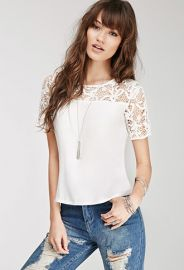 Tops  WOMEN  Forever 21 at Forever 21