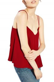 Topshop Rouleau Swing Camisole  Regular   Petite at Nordstrom