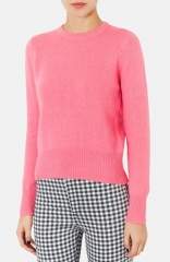 Topshop Angora Knit Sweater at Nordstrom