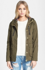 Topshop Duke Jacket at Nordstrom