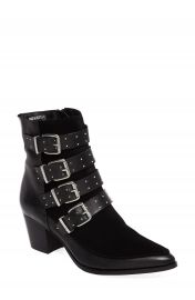 Topshop Merlin Buckle Bootie  Women at Nordstrom