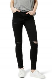 Topshop Moto Jamie Ripped Jeans at Nordstrom