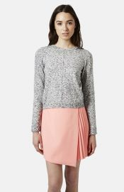 Topshop Space Dye Knit Sweater at Nordstrom
