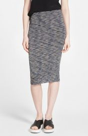 Topshop Space Dye Tube Skirt at Nordstrom