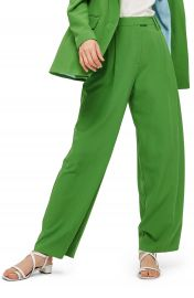 Topshop Wide Leg Suit Trousers at Nordstrom