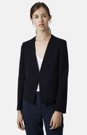 Topshop and39Mollyand39 Blazer at Nordstrom