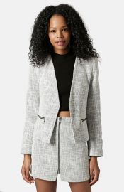 Topshop and39Rosieand39 Boucland233 Jacket at Nordstrom