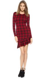 Torn by Ronny Kobo Abir London Plaid Dress at Shopbop