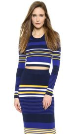 Torn by Ronny Kobo Emma Crop Top at Shopbop