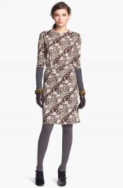Tory Burch   x27 Dagny  x27  Silk Blouson Dress at Nordstrom