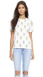 Tory Burch Cathy Pineapple Tee at Shopbop