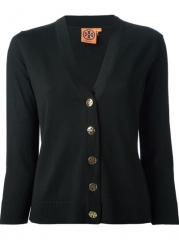 Tory Burch V-neck Cardigan - Francis Ferent at Farfetch