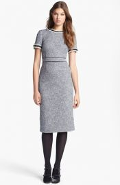 Tory Burch and39Rosemaryand39 Tweed Sheath Dress at Nordstrom