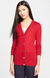 Tory Burch and39Simoneand39 Cardigan at Nordstrom