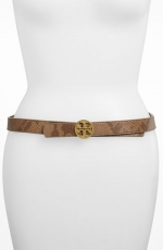 Tory Burch belt on Happy Endings at Nordstrom