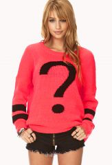 Totally Clueless Sweater at Forever 21