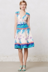 Tracy Reese Escape Dress at Anthropologie