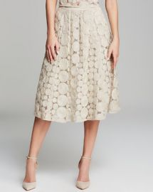 Tracy Reese Skirt - Raffia Lace Dolce Vida at Bloomingdales
