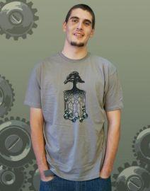 Tree cog tshirt at Etsy